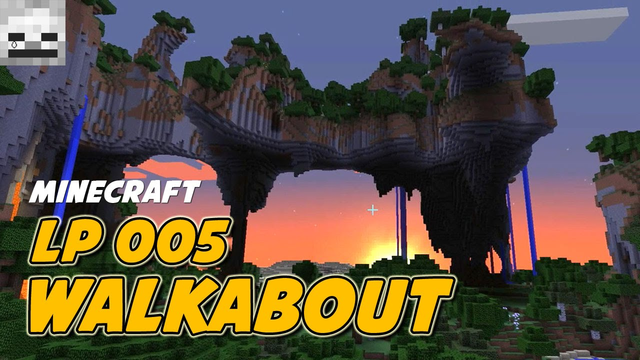 Let's Play Minecraft Episode 5: Walkabout