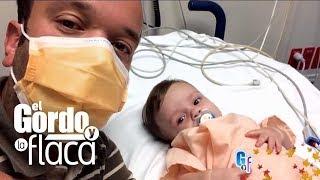 GyF | Carlitos 'El Productor' llora al hablar de la enfermedad de su bebé thumbnail