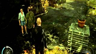 Hitman Absolution. Anglophile dialog