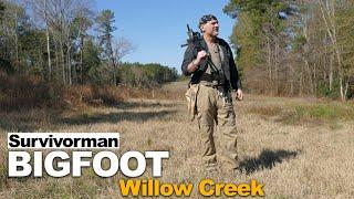 Survivorman Bigfoot | Episode 5 | Willow Creek | Les Stroud