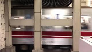 大阪メトロ御堂筋線10系 なかもず行き 天王寺駅到着