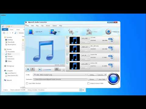 How to Convert VOC to MP3, WAV on Mac or PC with VOC Converter?