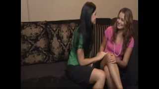 Repeat youtube video Naughty Aunty Seducing Young Girl - Lesbs