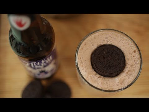 Oreo & chocolate beer milkshake ft. Donal Skehan | The Craft