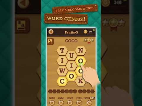 Words Crush: Hidden Themes! (Mod Money)