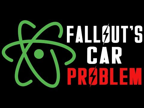 Why aren't more people driving cars in the Wasteland? – Fallout Lore