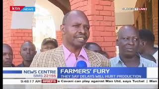 Farmers to wait longer for subsidised fertiliser, CS says ministry yet to receive funding