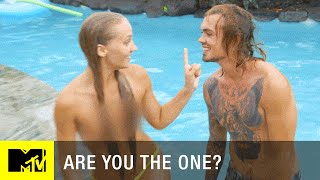 Are You the One? (Season 3) | 'The Topless Pool Fight' Official Sneak Peek (Episode 4) | MTV