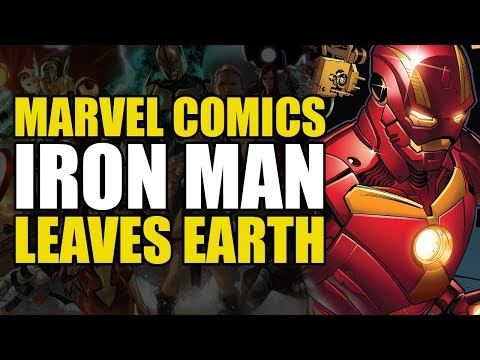 Avengers vs X-Men Aftermath: Iron Man Leaves Earth (Iron Man Vol 1: Believe)