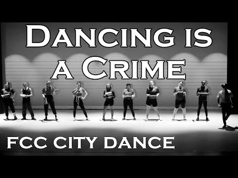 Dancing is a Crime | A.J. Lacuesta | Fresno City College