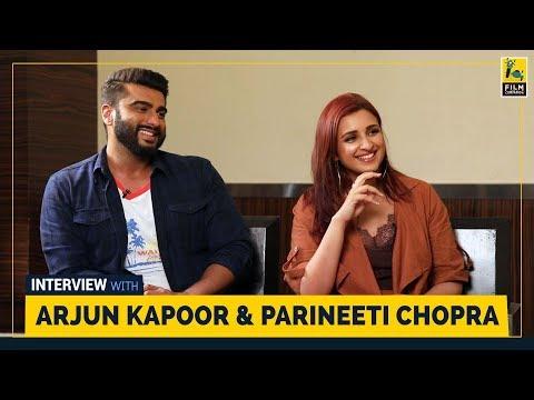 Arjun Kapoor & Parineeti Chopra Interview | Namaste England | Anupama Chopra