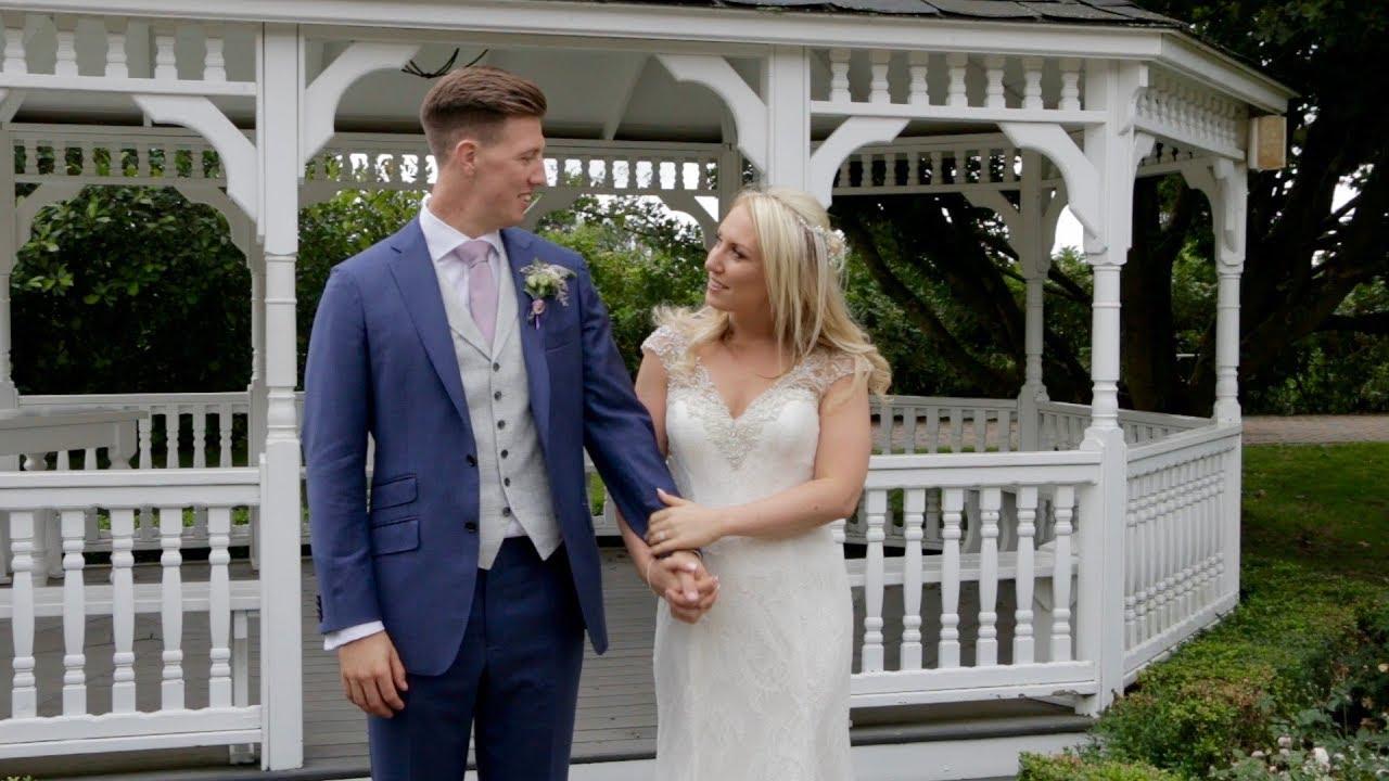 Bex & Dan    Wedding Video    The Old Kent Barn