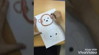 1060629-DIY紙袋手偶