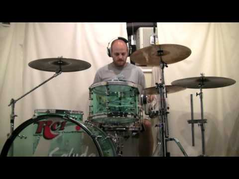 DJ Shadow drum cover