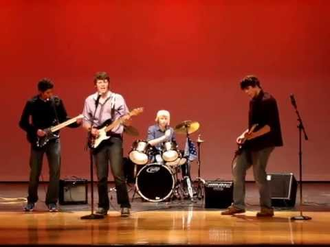 Genetic Drift - Mr. Brightside - MVHS Talent Show 2013