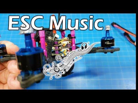 ESC Custom Tones - Add Music to Our Quads
