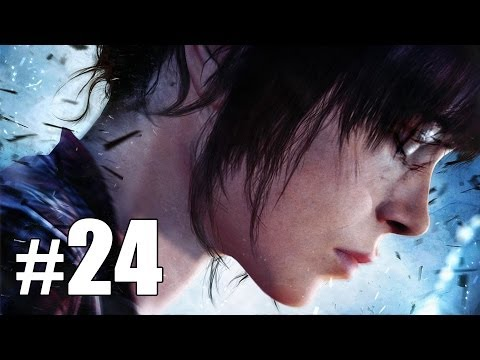 Beyond Two Souls Gameplay Walkthrough Español - Parte 24 (PS3 Let's Play HD)