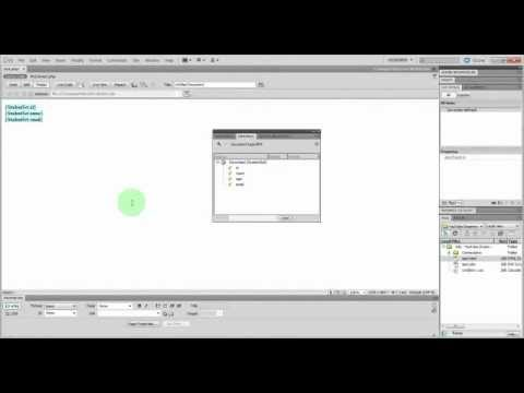 dreamweaver database