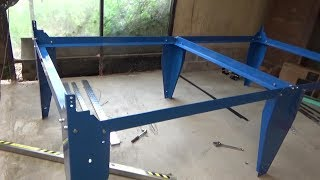 Building A HUGE CNC Router Machine! Part One. (This is so exciting!).mp3