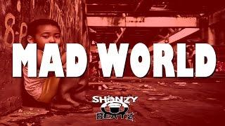 Hard guitar piano violin {rap} beat ''mad world'' hip-hop instrumental | shonzybeatz.com