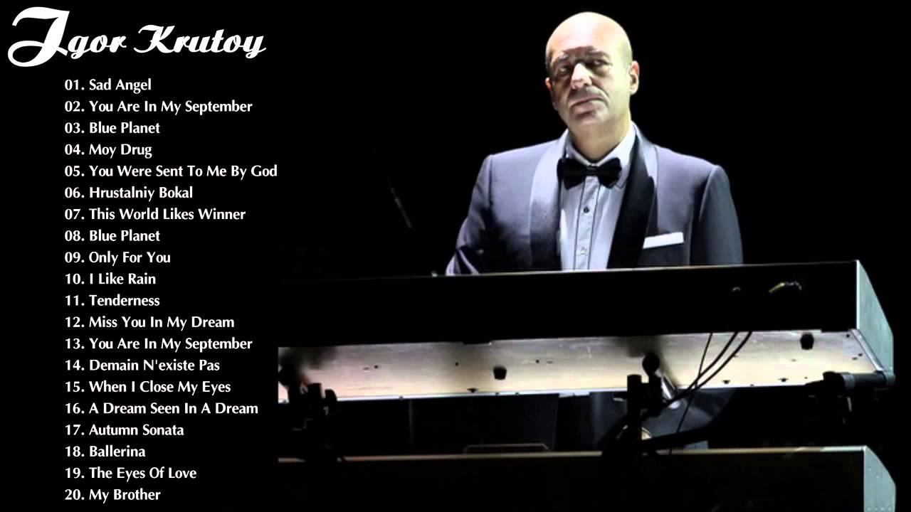 Igor Krutoy Greatest Hits | The Best Of Igor Krutoy | Best Instrument Music image