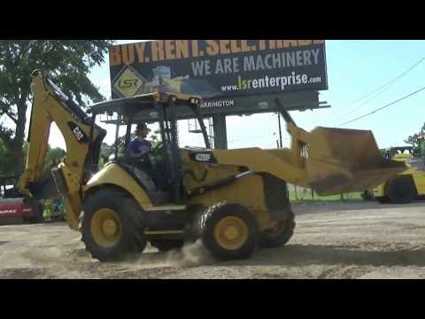 2012 Caterpillar 420F Backhoe STK# CA1162