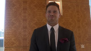 The Miz has no need for luck at the Greatest Royal Rumble