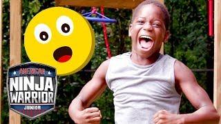 Top 5 INSPIRATIONAL NINJA STORIES | American Ninja Warrior Junior | Universal Kids