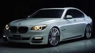 WALD BMW 7-Series F01 Black Bison (2010)