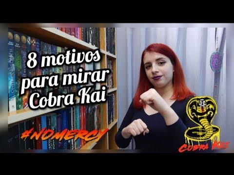 8 motivos para mirar (y amar) Cobra Kai | Los mundos de Cami 🌎