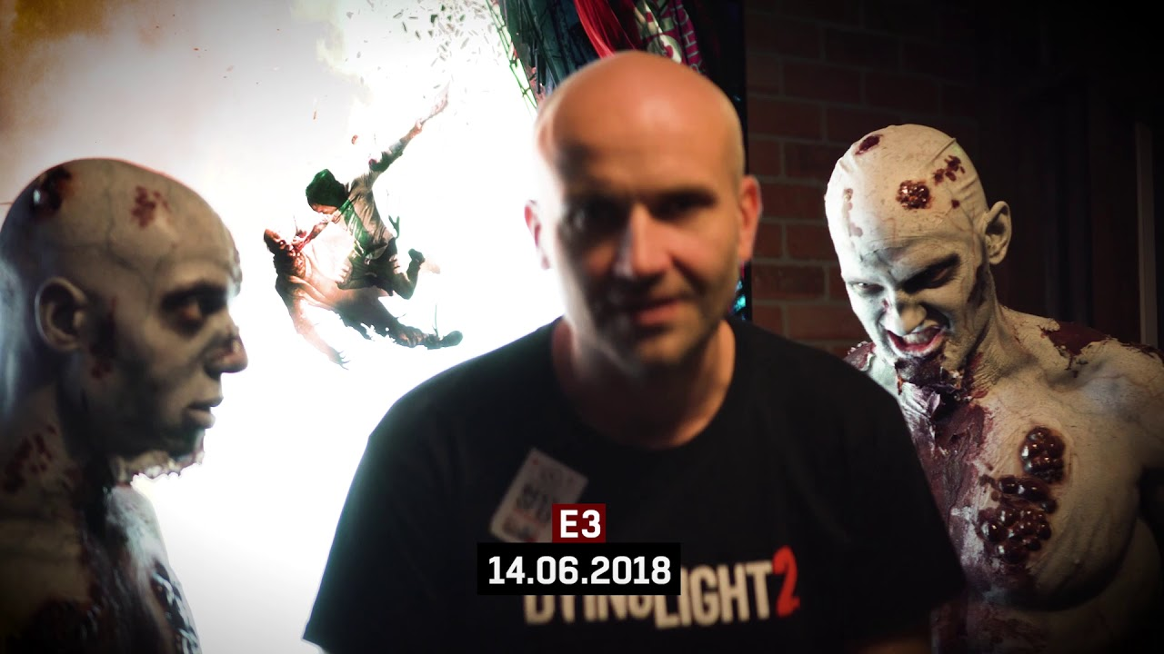 Dying Light 2 - E3 Video Diary
