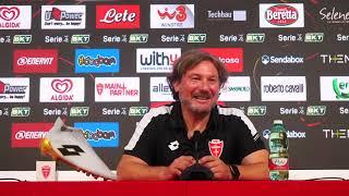 INTERVISTA | Le parole di Mister Stroppa alla vigilia di Lecce - Monza