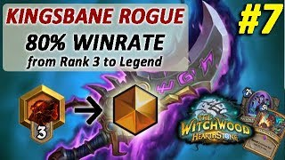 Kingsbane Rogue vs Even Shaman #7