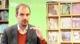 Lasse Miettinen - Vihreiden tietopolitiikan linjoja 2014