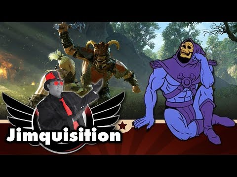 Top Ten Shittiest Games Of 2017 (The Jimquisition)