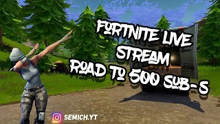 (🔥idemo do 500sub-a🔥 ) Fortnite [Balkan] Live stream🔴 +Giveaway Black Knight acc na 5k coinsa