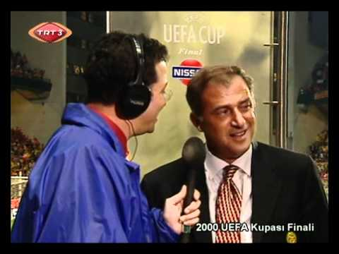 UEFA Kupası Finali 2000 / Galatasaray SK vs Arsenal London (HQ)