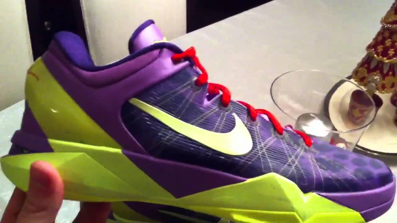ed7da0094018 Nike Zoom Kobe VII