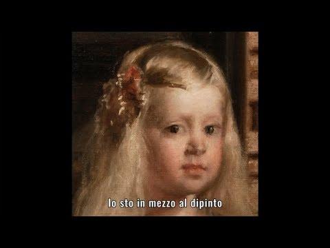 QUADRI RAPPATI! Las Meninas feat. Velàzquez
