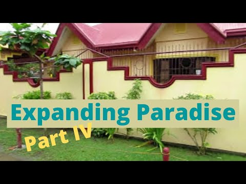 Living in the Philippines - Expanding Paradise, Part IV - Vlog #85