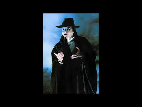 Peter Polycarpou, Shona Lindsay  Phantom of The Opera 1991 London
