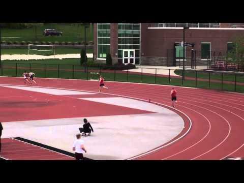Louisville 21 Apr 2013 - 800m (M) Heat 1 - Lenny Lyles/Clark Wood Invite
