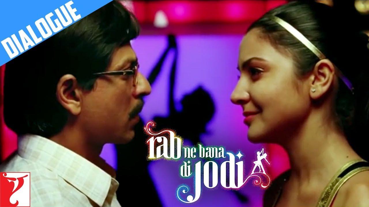 Download Dialogue   Jhooth Kaha Tha   Rab Ne Bana Di Jodi   Shah Rukh Khan   Anushka Sharma