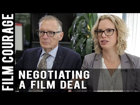 What Filmmakers Should Know About Negotiating A Film Distribution Deal