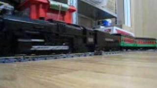 LEGO Polar Express in Action