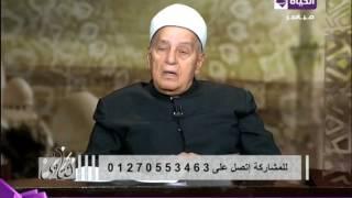 فيديو.. متصل لداعية إسلامي: