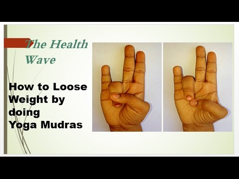 how to lose weightdoing yoga mudras  youtube