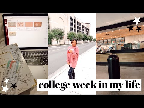 college week in