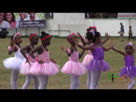 Mombasa Academy of Arts ASK Opening Ballet Dance
