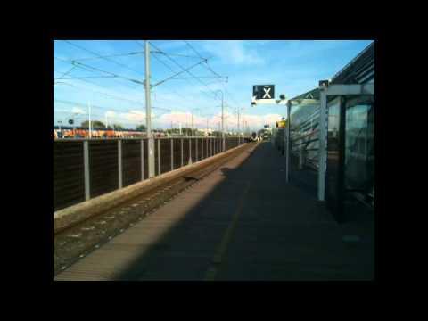 Thalys ou Lyria ? Gare d'Avignon TGV